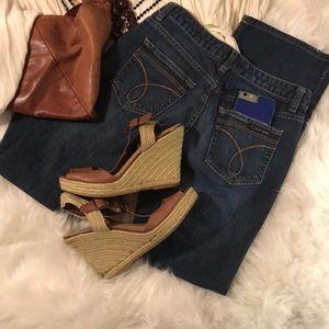 Calvin Klein Flare Jeans 4